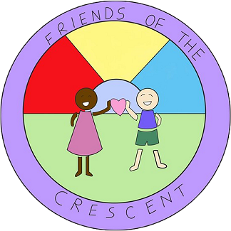 Friends of The Crescent Logo (Small)